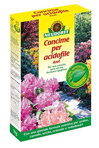NEUDORFF azet engrais pour rhododendrons 2,5 kg