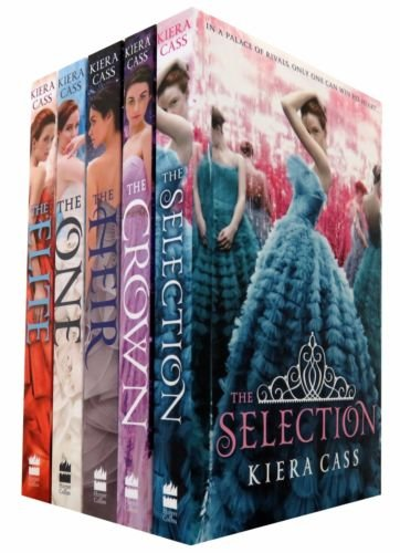 The Selection Series 1-5 Box Set: (The Selection, the Elite, the One,...