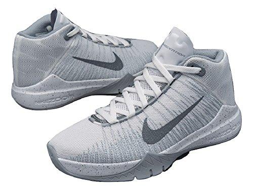 Nike Jungen 834319-101 Basketballschuhe Mehrfarbig