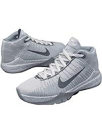 Nike 834319-101, Zapatillas de Baloncesto para Niños