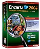 Microsoft Encarta Enzyklopädie Professional 2004 CD