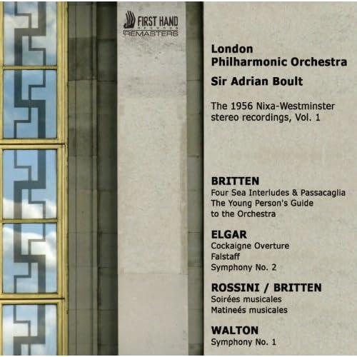 Peter Grimes, Passacaglia, Op. 33b: Passacaglia, Op. 33b