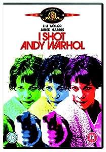 I Shot Andy Warhol [DVD]