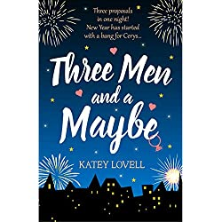 Three Men and a Maybe: (Free Romance Short Story)