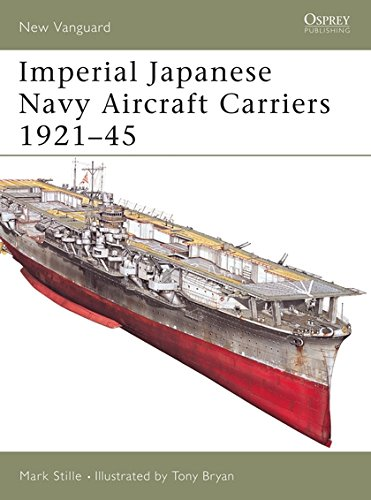 Imperial Japanese Navy Aircraft Carriers 1921-45 (New Vanguard)