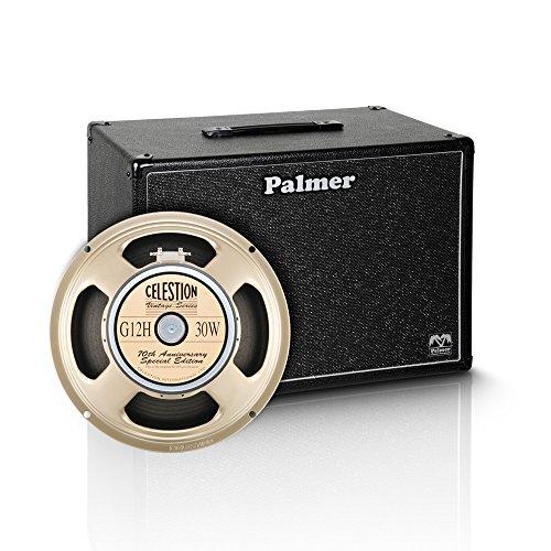 PALMER GUITARRAS BOX 1X 12–CELESTION G12H ANNIVERSARY