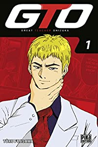 GTO : Great Teacher Onizuka Edition 20 ans Tome 1