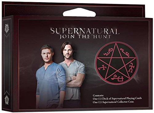 Supernatural Spielkarten Kartenspiel Standard