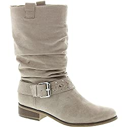 Unlisted ZAP THAT, Fashion Stiefel Mujeres, Pumps rund, Groesse 10 US /41.5 EU