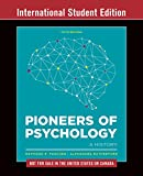 Pioneers of Psychology: Not for Sale in the United States or Canada