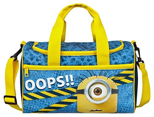Undercover borraccia dei minions, sporttasche