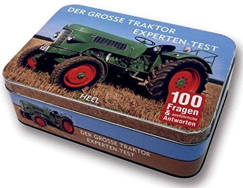 Preisvergleich Produktbild Der große Traktor Experten-Test: 100 Fragen & ausführliche Antworten