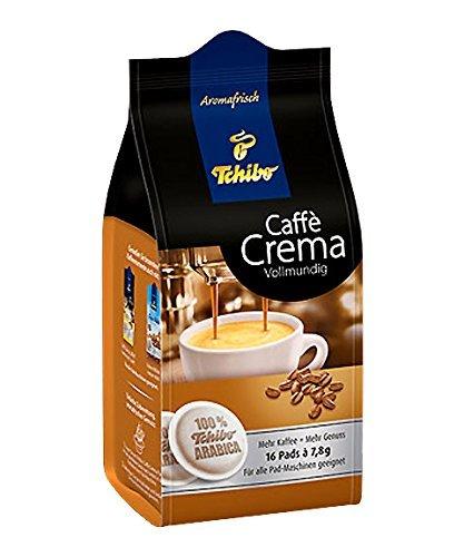 Tchibo Caffè Crema Pads vollmundig