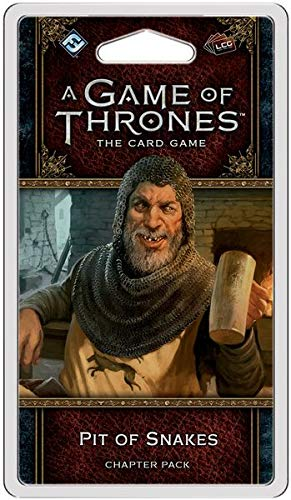 Fantasy Flight Games A Game of Thrones LCG 2ND Ed: Pit of Snakes (Fantasy Flight Game Of Thrones)