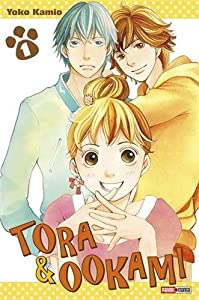 Tora & Ookami Edition simple Tome 1