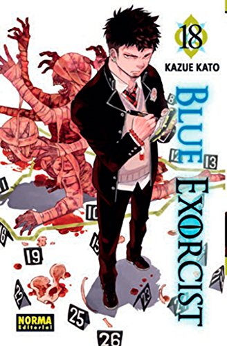 Descargar BLUE EXORCIST 18