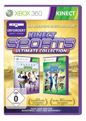 Kinect Sports Ultimate Collection (Kinect erforderlich) - [Xbox 360] (Video Spiele Kinect)