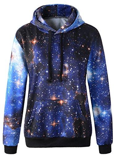 Galaxy Hoodie Amazon Co Uk