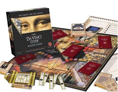 Code Spiel Vinci Da (The Da Vinci Code Sakrileg)