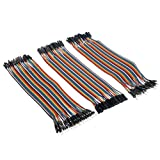 Adraxx Male to Male,Female to Female,Male to Female Jumper Wires kit