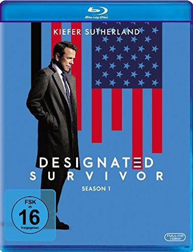 Designated Survivor - Staffel 1 [Blu-ray]
