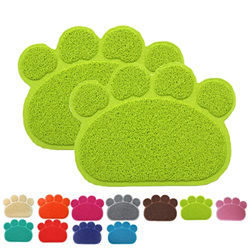 Cloud Heart - Mantel Individual Comida Mascotas, Forma