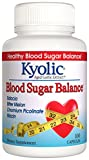 Wakunaga / Kyolic Blood Sugar Balance, 100 CAPS