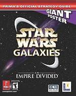 Star Wars Galaxies - An Empire Divided de Prima Temp Authors