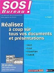 SOS Bureau : Réalisez tous vos documents et présentations