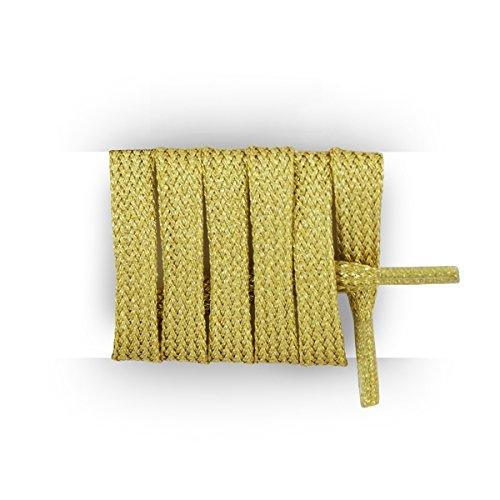 meslacets-lacets-chaussures-de-sport-plats-et-larges-coton-110cm-couleur-feuille-dor