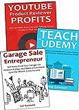 Three Legit Ways to Make Money at Home: Youtube, Udemy & Garage Sales