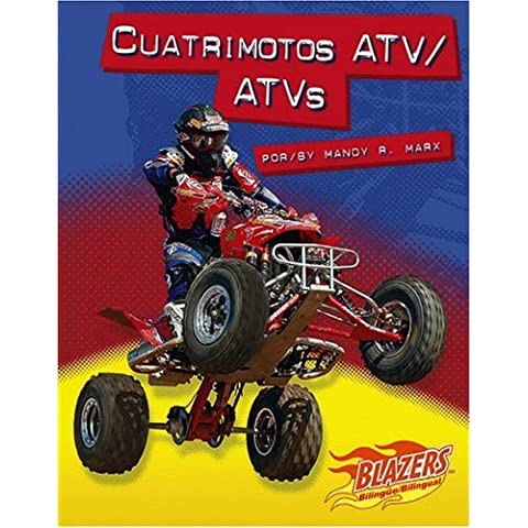 Cuatrimotos ATV/ATVs (Blazers Bilingual)