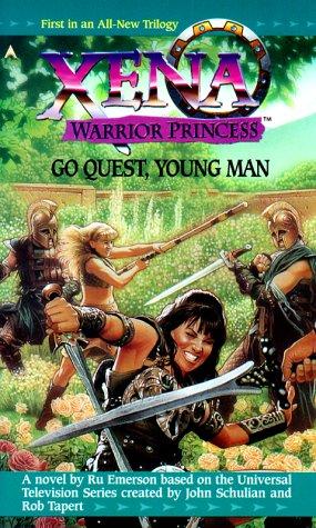 Xena: Go Quest, Young Man (Xena, Warrior Princess) (Princess Warrior Xena Gabrielle)
