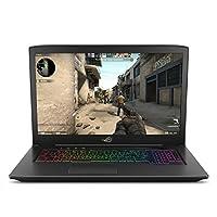 "Asus ASUS ROG STRIX Scar Edition Gaming Laptop, 15.6"" Full HD 120Hz, Intel Core i7-7700HQ Processor, GeForce GTX 1050 4GB, 8GB DDR4, 128GB SSD + 1TB Hybrid Drive, Windows 10 Home - GL503VD-EB72"