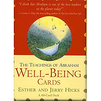 The The Teachings Of Abraham Well-Being Cards