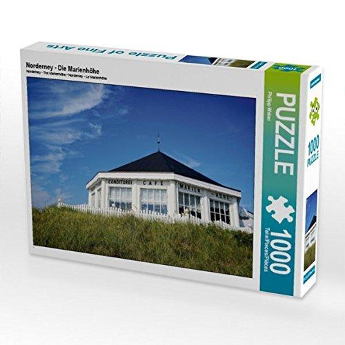 Preisvergleich Produktbild Norderney - Die Marienhöhe 1000 Teile Puzzle quer