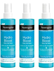 Neutrogena Hydro Boost Body Gel Spray, 3er Pack (3 x 200 ml)