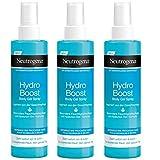 Neutrogena Hydro Boost Body Gel Spray, 3er Pack (3 x 200 ml)