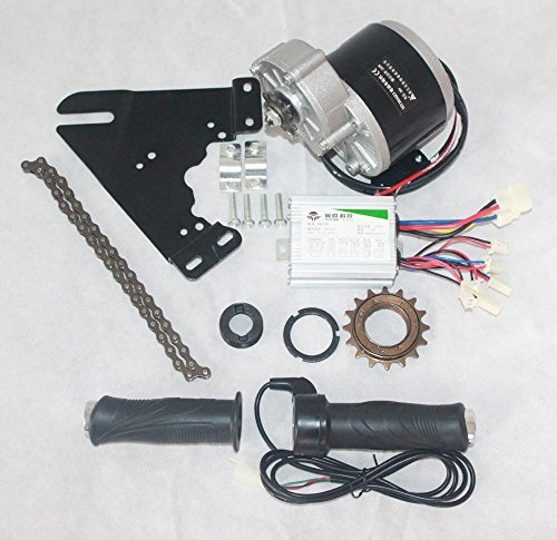 24V36V 350W Elektromotor Kit Elektroroller Conversion Kit DIY E-Bike SELBST GEMACHT Electric Bike L-FASTER EBike Motor