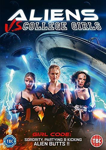 Aliens vs College Girls [UK Import] (College Girls Dvd)
