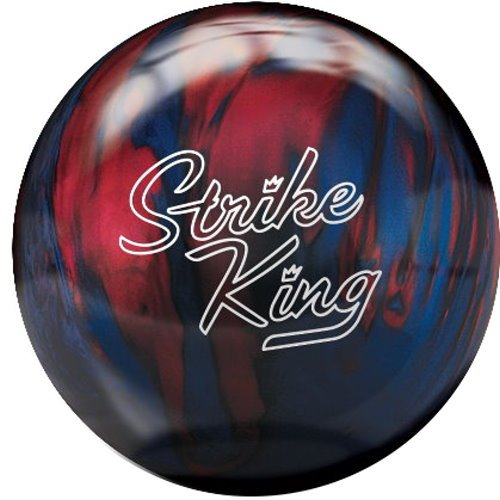 brunswick-strike-king-bowling-ball-red-blue-pearl-14-pound
