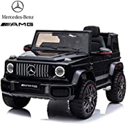 Dorsa Licensed Mercedes Benz Amg G63 Ride On Car For Kids
