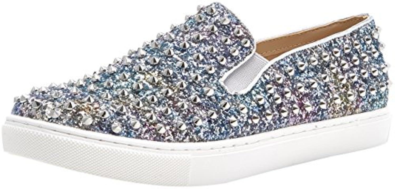 Steve Madden Emmmaa-s, scarpe da ginnastica a Collo Basso Donna | Il materiale di altissima qualità  | Maschio/Ragazze Scarpa