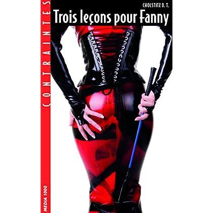 Trois leçons pour Fanny (Contraintes)