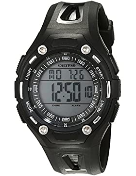 Calypso Jungen-Armbanduhr Digital Quarz Plastik K5666/6