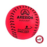 Aresson Autocrat Pink Rounders Ball - Pink, 19.5cm