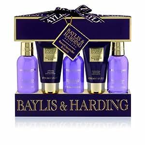 Baylis & Harding French Lavender & Cassis 5 Piece Gift Set