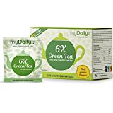 #3: 6X Green Tea for Effective Weight Loss. With 6 times Higher Antioxidants compared to other Green Teas (25 sachets)