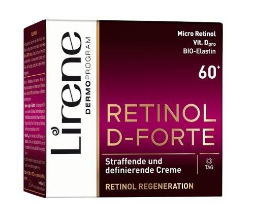 RETINOL D-FORTE Straffende und definierende Creme 60+ | Tagescreme