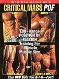 Iron Man Magazine: Critical Mass Bodybuilding Beg [Import USA Zone 1]...